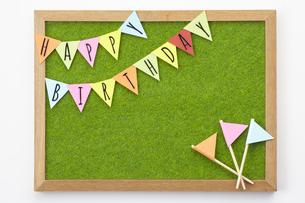 イベントイメージ( HAPPY BIRTHDAY) 1の写真素材 [FYI04660242]