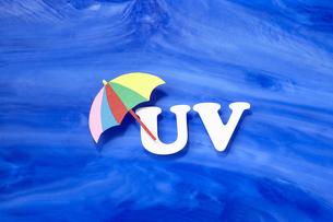 UV  イメージの写真素材 [FYI04660256]