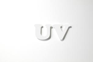 UV  イメージの写真素材 [FYI04660275]