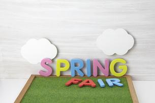 Spring Fairの写真素材 [FYI04660313]