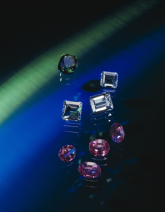 宝石の写真素材 [FYI04660394]
