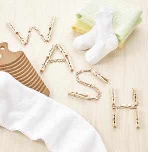 laundry goodsの写真素材 [FYI04660422]