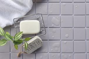 bath goodsの写真素材 [FYI04660542]