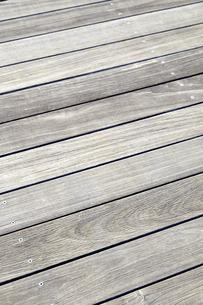 背景素材 汚い桟橋の写真素材 [FYI04660671]