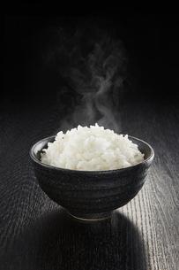 炊きたての白ごはんの写真素材 [FYI04660983]