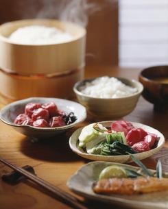 和朝食の写真素材 [FYI04661042]