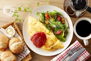 朝食イメージの写真素材 [FYI04661043]