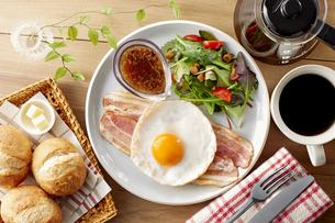 朝食イメージの写真素材 [FYI04661046]