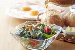 朝食の写真素材 [FYI04661059]