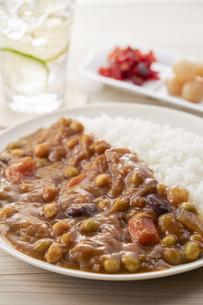 豆カレー の写真素材 [FYI04661170]