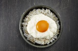 麦とろ丼の写真素材 [FYI04661318]