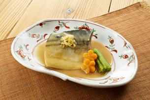 サバの味噌煮の写真素材 [FYI04661521]