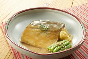 サバの味噌煮の写真素材 [FYI04661522]