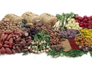 農作物大集合の写真素材 [FYI04661567]