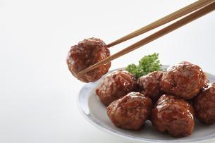 肉だんごの写真素材 [FYI04661603]