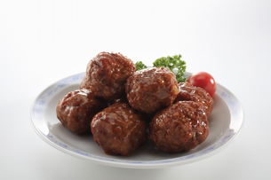 肉だんごの写真素材 [FYI04661604]