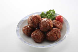 肉だんごの写真素材 [FYI04661605]