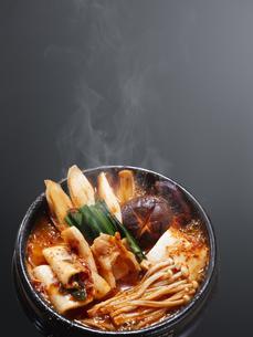 キムチ鍋の写真素材 [FYI04661638]