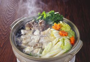 鍋料理の写真素材 [FYI04661642]