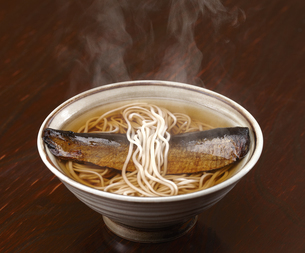 にしん蕎麦の写真素材 [FYI04661654]