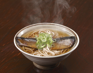 にしん蕎麦の写真素材 [FYI04661658]