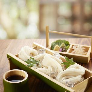 素麺の写真素材 [FYI04661682]