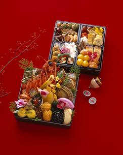 おせち料理の写真素材 [FYI04661943]