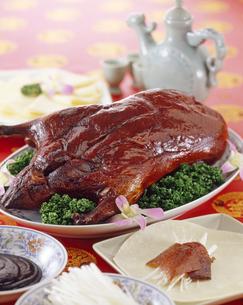 北京ダック (Peking duck)の写真素材 [FYI04662014]