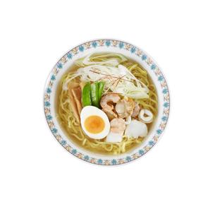 塩ラーメン Japanese Ramen Noodlesの写真素材 [FYI04662053]
