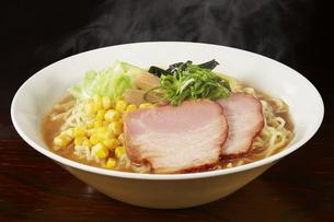 味噌ラーメン Japanese Ramen noodlesの写真素材 [FYI04662054]