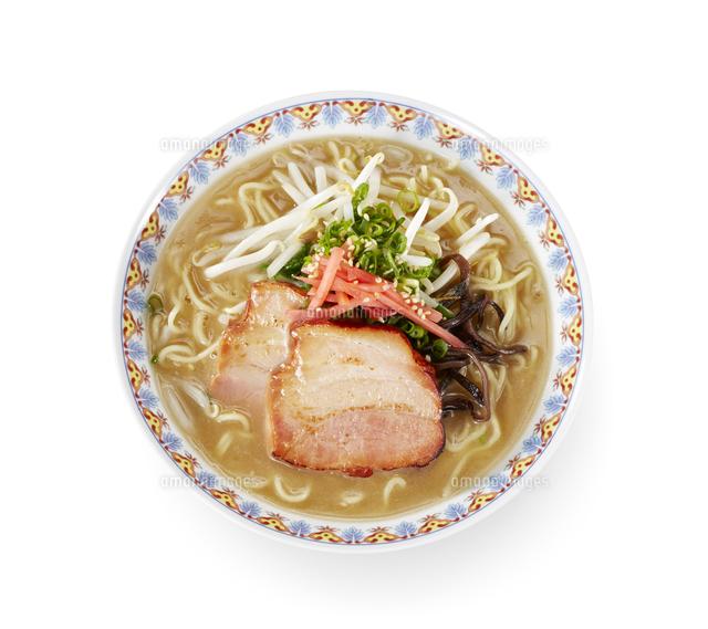 とんこつラーメン Ramen Japanese Noodlesの写真素材 [FYI04662077]