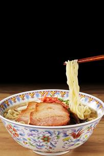 豚骨ラーメン Ramen Japanese Noodlesの写真素材 [FYI04662081]