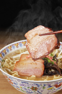 豚骨ラーメン Ramen Japanese Noodlesの写真素材 [FYI04662082]