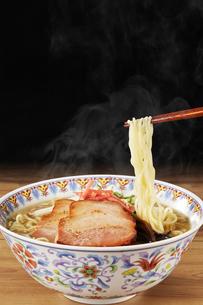 豚骨ラーメン Ramen Japanese Noodlesの写真素材 [FYI04662085]