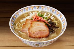 豚骨ラーメン Ramen Japanese Noodlesの写真素材 [FYI04662087]