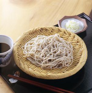 そば  Soba(buckwheat noodles)の写真素材 [FYI04662183]