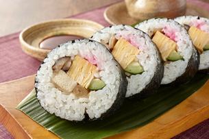 巻き寿司の写真素材 [FYI04662244]