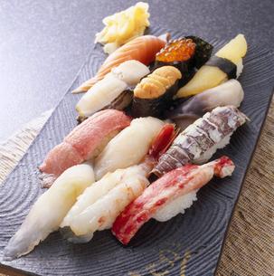 寿司(japanese SUSHI)の写真素材 [FYI04662270]
