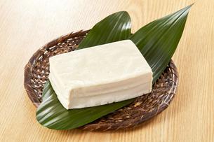島豆腐の写真素材 [FYI04662341]