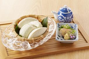ざる豆腐 おぼろ豆腐の写真素材 [FYI04662364]