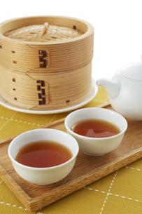 飲茶セットの写真素材 [FYI04662454]