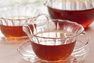 ティータイム(紅茶)の写真素材 [FYI04662558]
