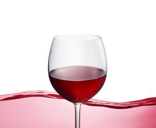 赤ワインの写真素材 [FYI04662646]