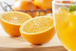 オレンジ クローズアップ(Orangeの写真素材 [FYI04662867]