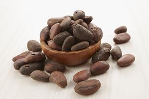 カカオ豆の写真素材 [FYI04663053]