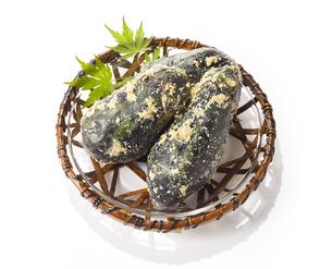 水ナスのぬか漬け (pickled water eggplant)の写真素材 [FYI04663141]