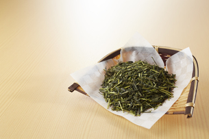 茶葉の写真素材 [FYI04663216]