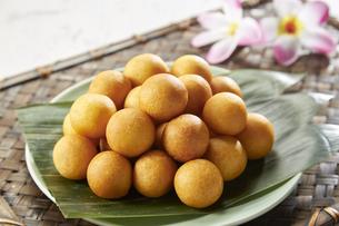 カイムカイノッククラター(タイのうずら型のサツマイモのお菓子)の写真素材 [FYI04663285]
