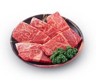 牛焼肉の写真素材 [FYI04663526]