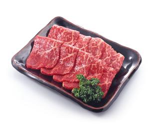 牛焼肉の写真素材 [FYI04663535]